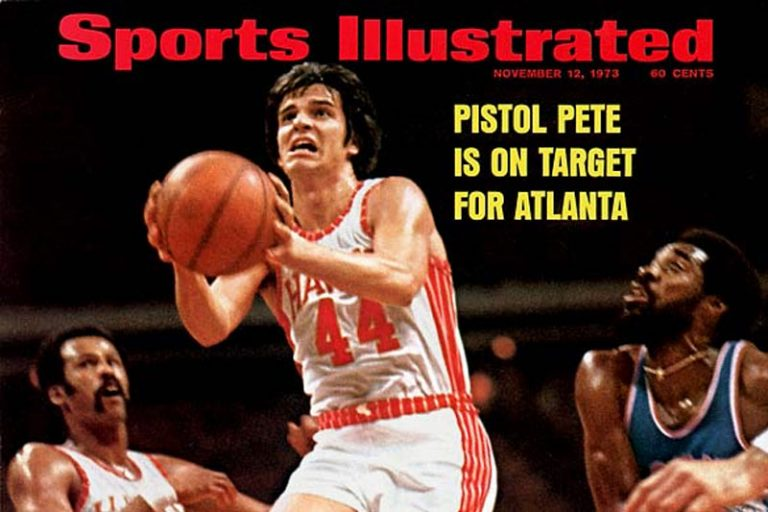 "Remembering ""Pistol"" Pete Maravich"
