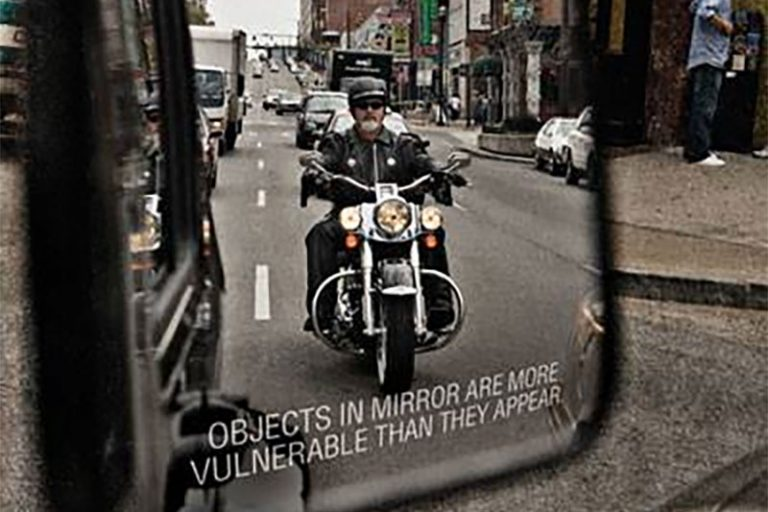 Sheriff's Dept Promotes Motorcycle Safety Awareness Month