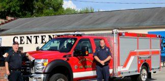 DFD Rescue Truck