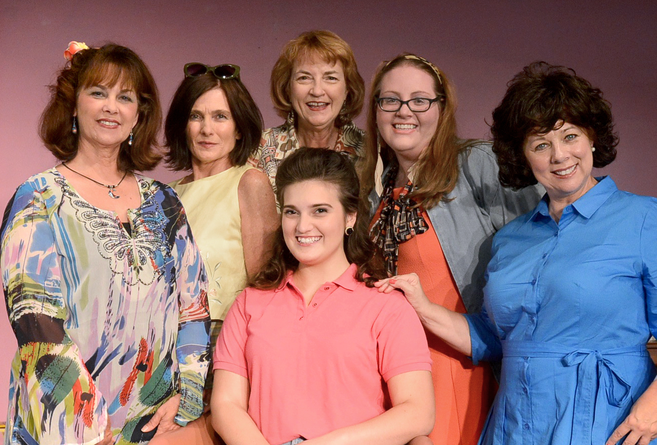 Tennessee Valley Theatre Presents Steel Magnolias This Weekend