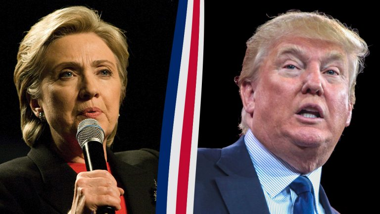 POLL: Donald Trump or Hillary Clinton – Vote Here