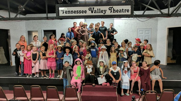 2017 Tennessee Valley Theatre Workshop encourages creativity