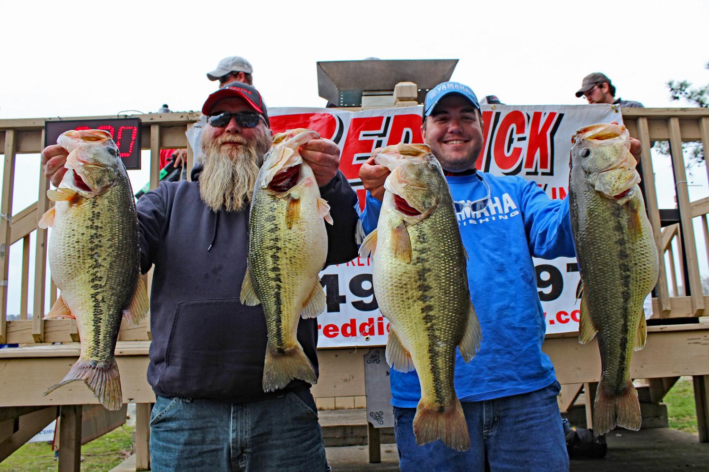 Chickamauga Big Bass Just Shy Of New State Record