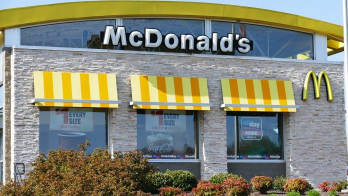 Dayton McDonald's Closing Lobby for Remodel; Drive Through ...