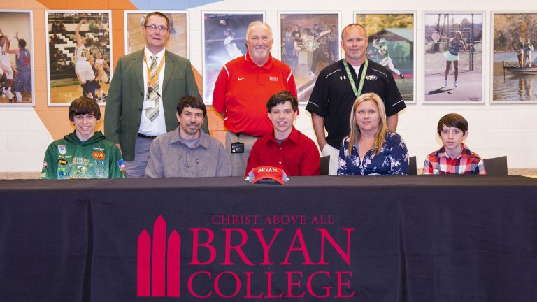 Eagle Angler Austin Goins to join National Champs Bryan College