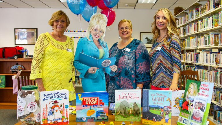 Rhea County Imagination Library leads state in Growth