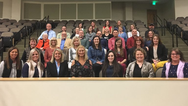 Rhea County Exemplary Teachers honored at Banquet