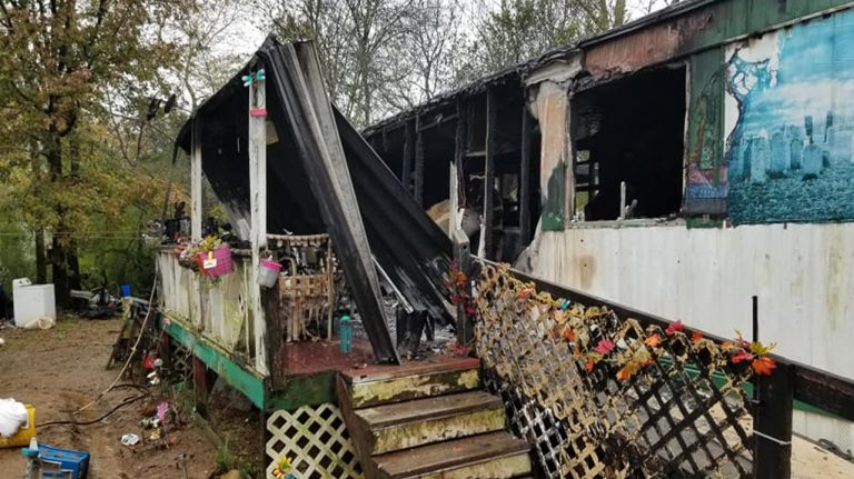 Graysville family loses everything in home fire