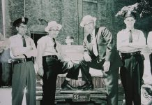 1959 Rhea Sheriff's Department