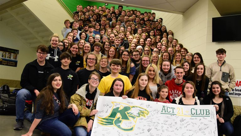 Rhea County High Celebrates Students Achievements