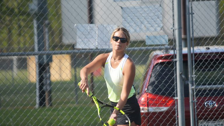 Rhea County Tennis Continues to Roll