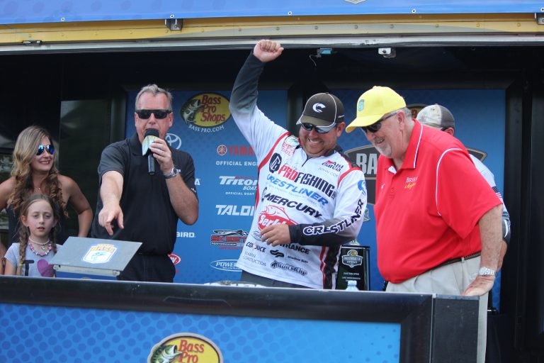 Cox Takes Wire-to-Wire Win in BASS Open