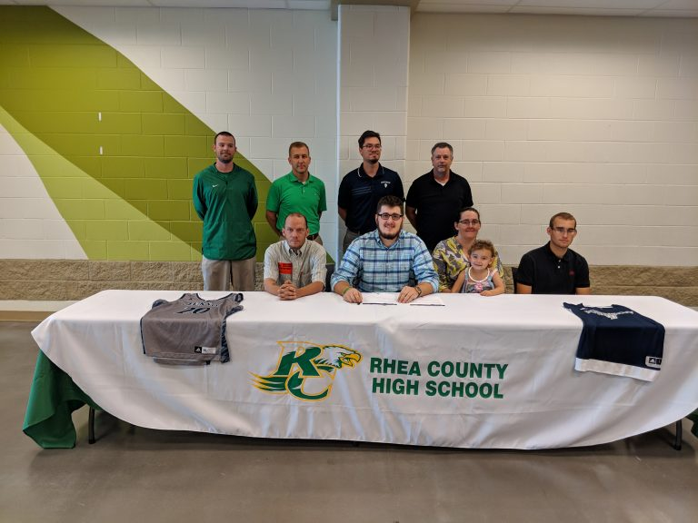 Basketball Eagle Kaleb Laws Signs With Johnson University