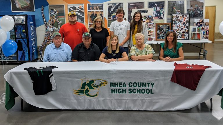 RCHS Volleyball Player Patterson Signs With Cleveland State