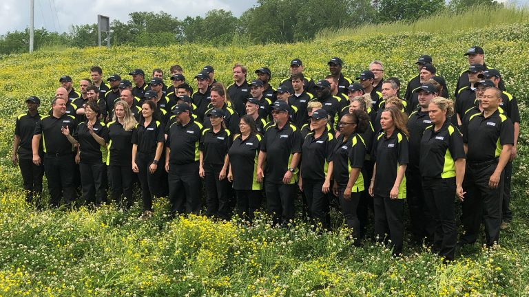 Nokian Tyres Dayton Factory Launch Team Leaves for Overseas