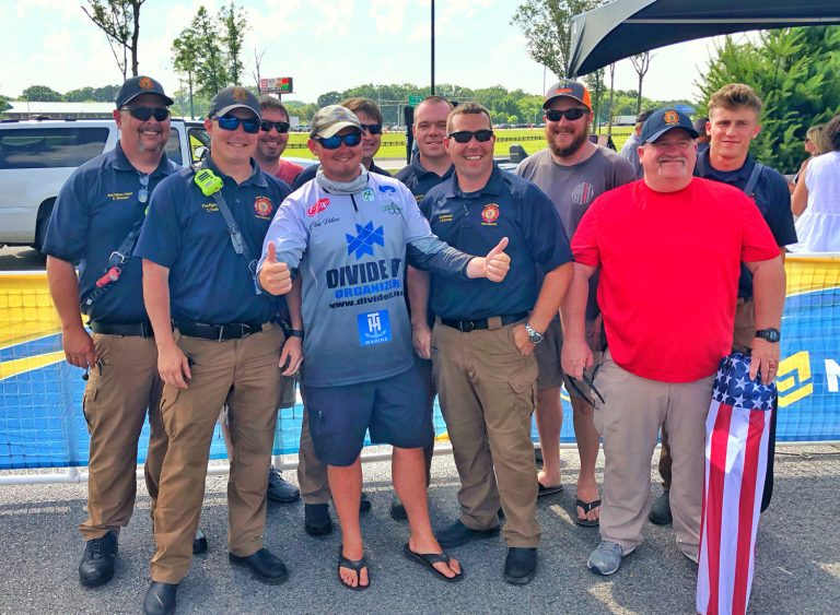 Local Angler-Firefighter Chris Peters Makes Huge Showing in BASS Open