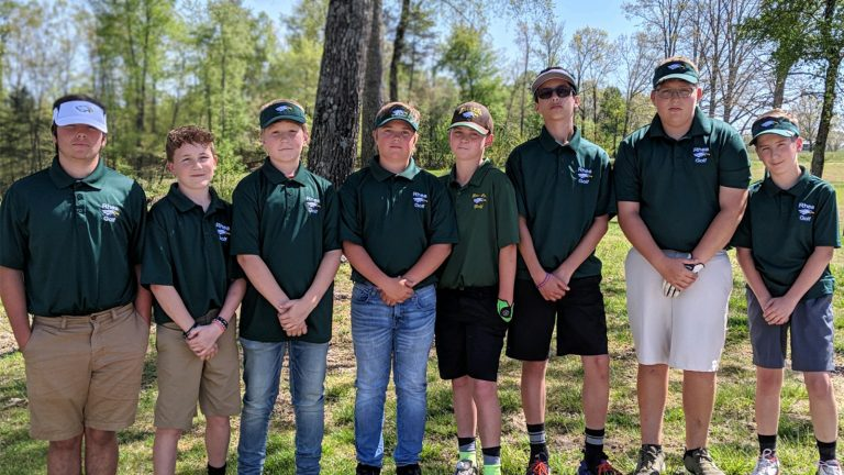 Rhea Middle Golf Peaks At Regional Tournament