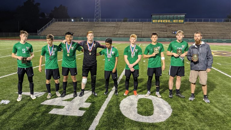 Rhea County Soccer Lands Eight All-District Awards