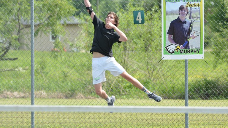Rhea County Tennis Advances Six In District Tournament