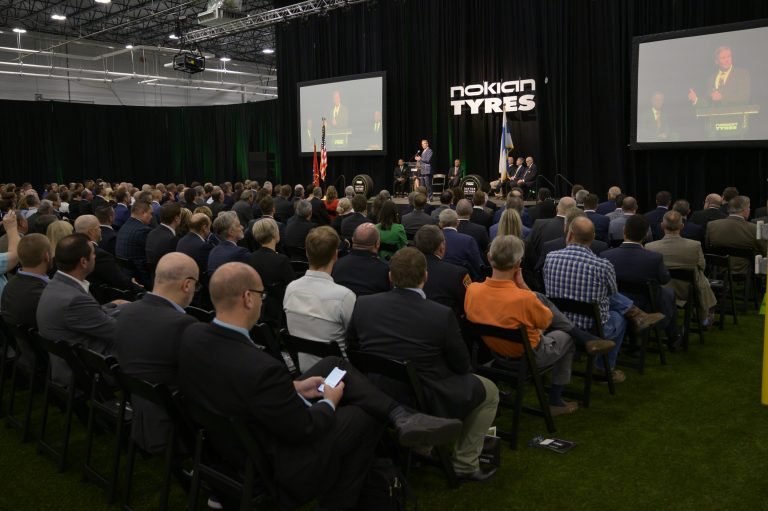 Nokian Tyres Prepares for Growth in Tennessee