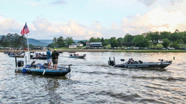 Toyota Series Set To Visit Lake Chickamauga