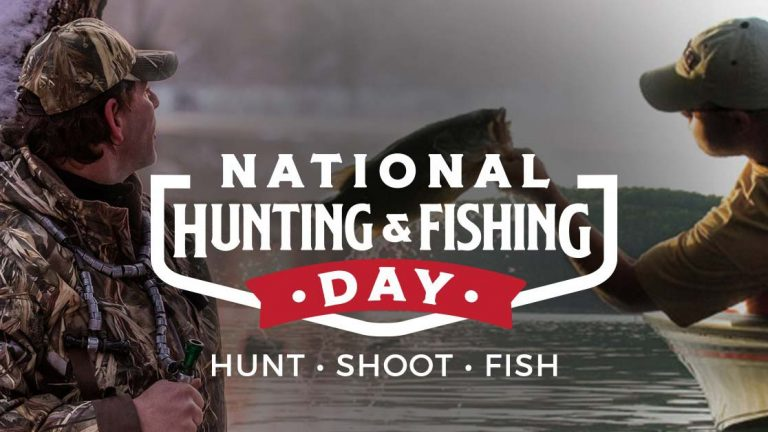 TWRA to Celebrate National Hunting and Fishing Day