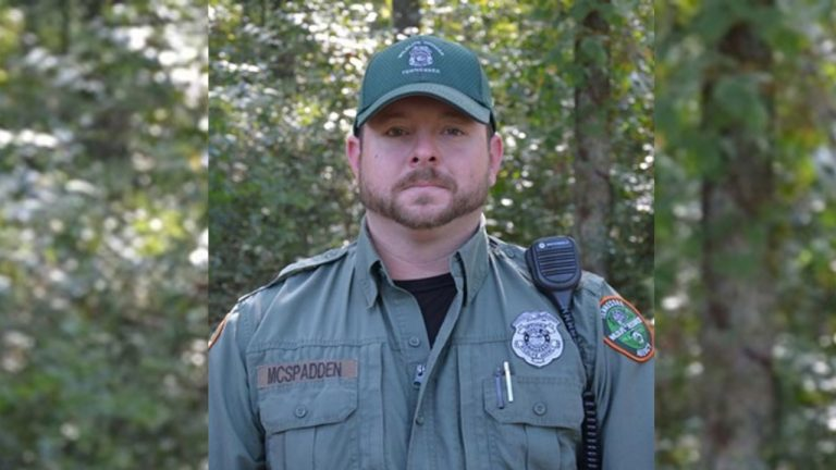 Joe McSpadden Named Tennessee Wildlife Officer of the Year