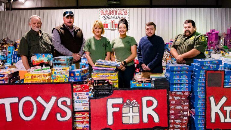 Toys For Kids Distribution Started, Deadline Extended